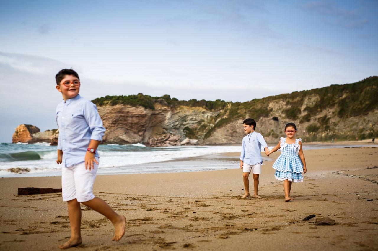 ¿Por qué contratar un reportaje de familia? | Fotógrafos en Gipuzkoa