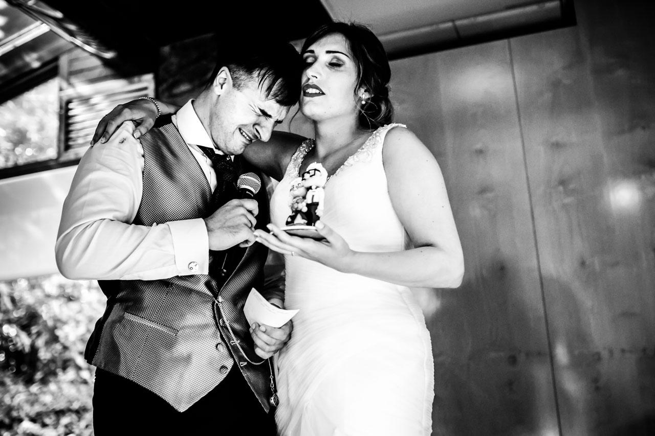 novio emocionado llorando en el hotel jaizkibel fotografos en gipuzkoa