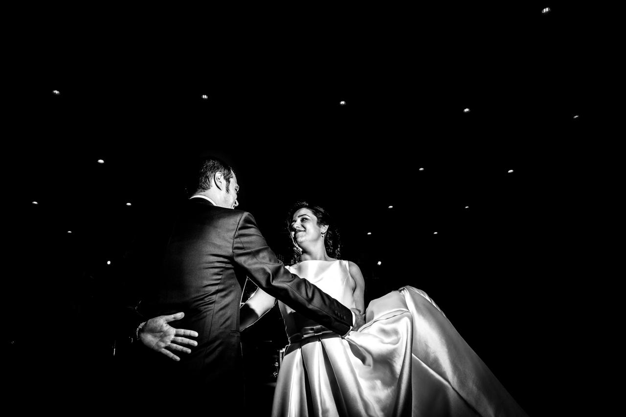 baile nupcial en el hotel londres san sebastian donostia fotografos en gipuzkoa