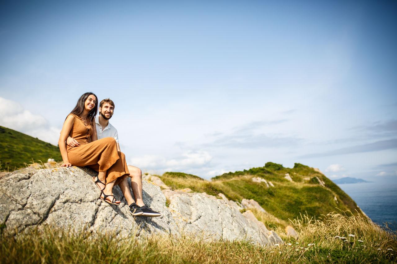 Preboda Flysch de Zumaia | Vero&Dani