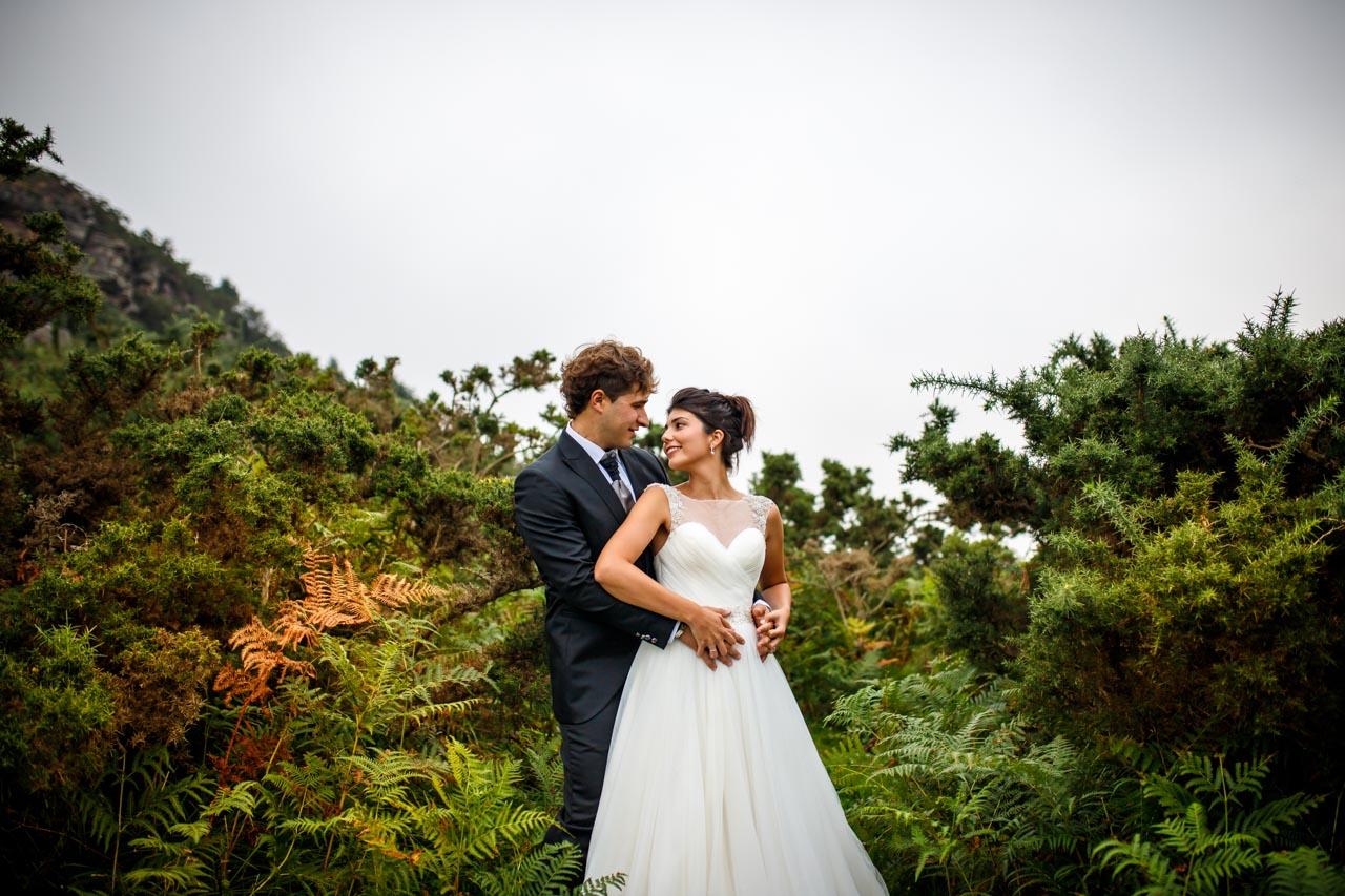 Postboda en Peñas de Aia | Nekane&Erik